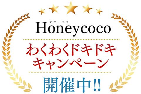 ハニーココには3つの特典がある!