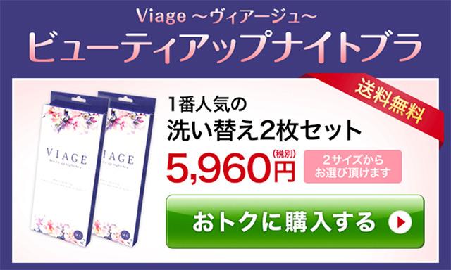 Viageビューティアップナイトブラは公式サイトからの購入がオススメ